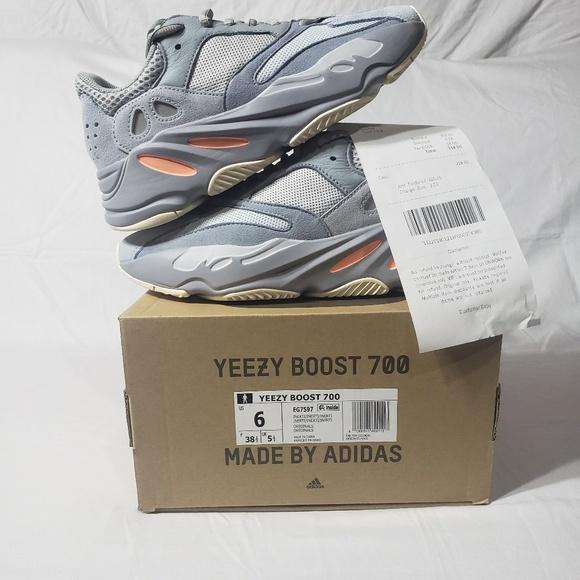 adidas Shoes | Yeezy Boost 700 Inertia